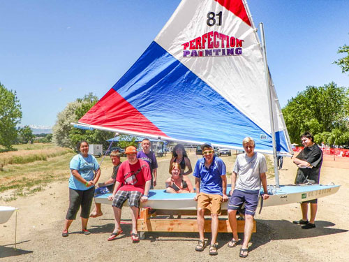 Corporate Sponsorship   ABLE to SAIL